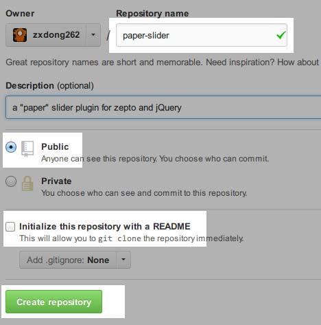 new-repo-init-option